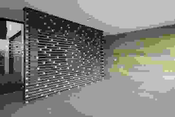 comedor de Rhyzoma - Arquitectura y Diseño Moderno