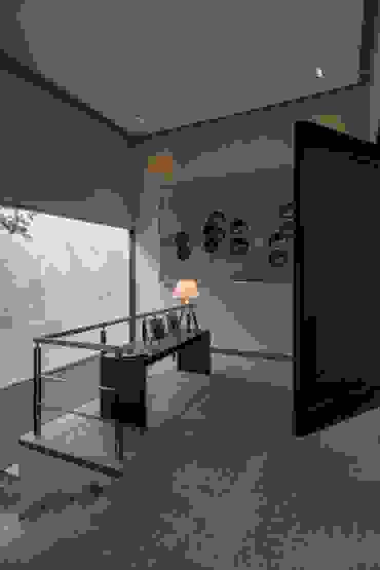 Vestibulo de Rhyzoma - Arquitectura y Diseño Moderno