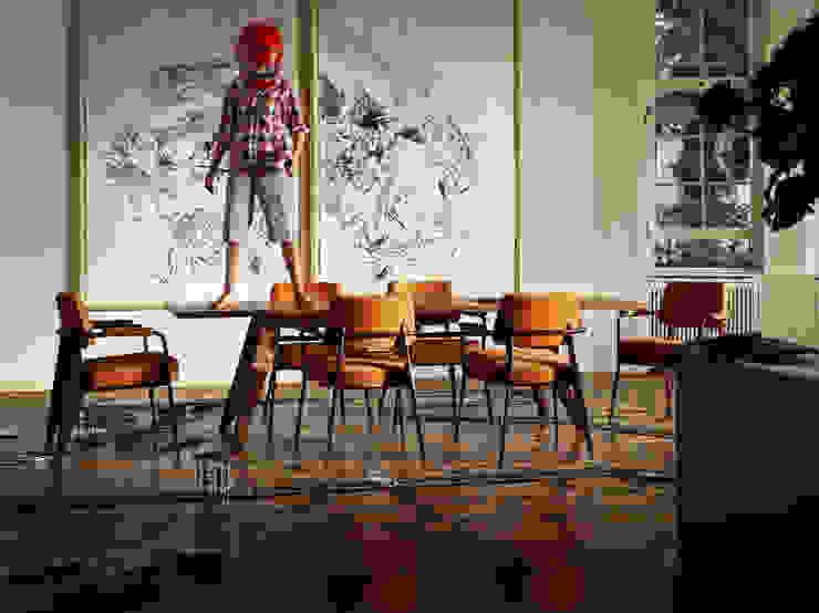 Vitra Home de Centro de Diseño Alemán Clásico
