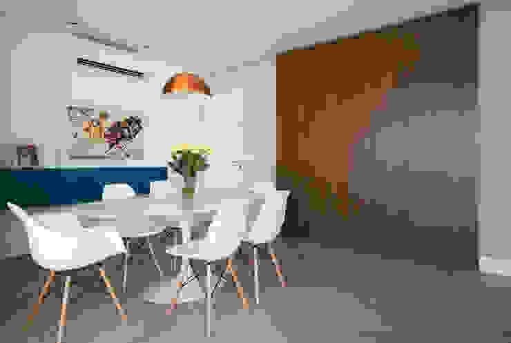 Sala de jantar Salas de jantar modernas por Decorare Studio de Arquitetura Moderno