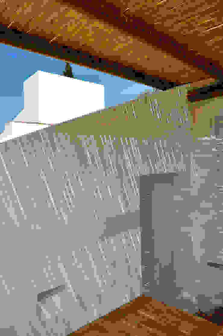 Casa da Atalaia Casas mediterrânicas por S3 Arquitectos Mediterrânico