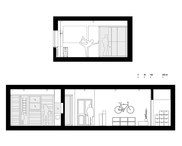 Box room LS di rpa Moderno