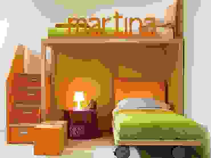 Chambre d'enfant moderne par MOBIMIO - Räume für Kinder Moderne