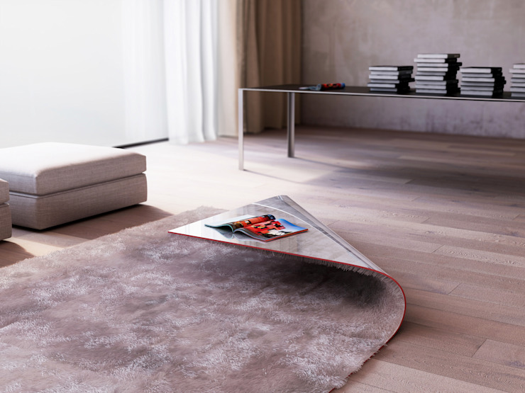 Stumble Upon Alessandro Isola Ltd Living roomAccessories & decoration