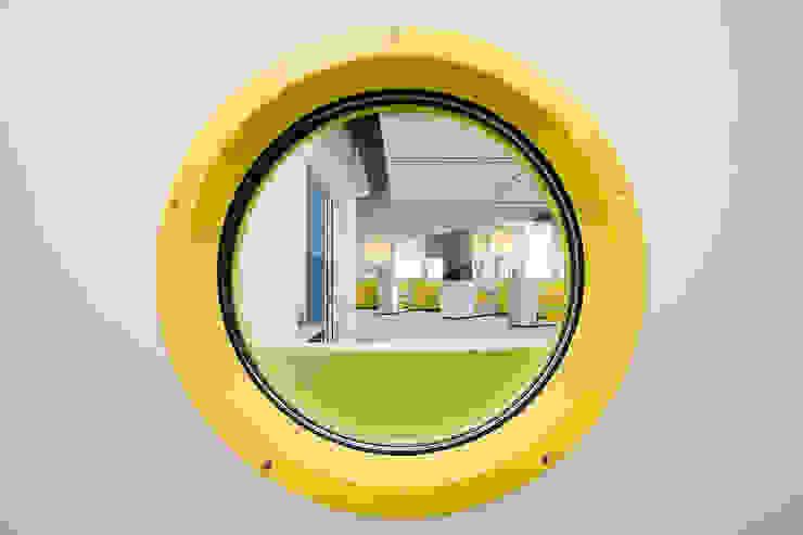 Labo de l'édition Locaux commerciaux & Magasin modernes par Atelier Pourquoipas! Moderne