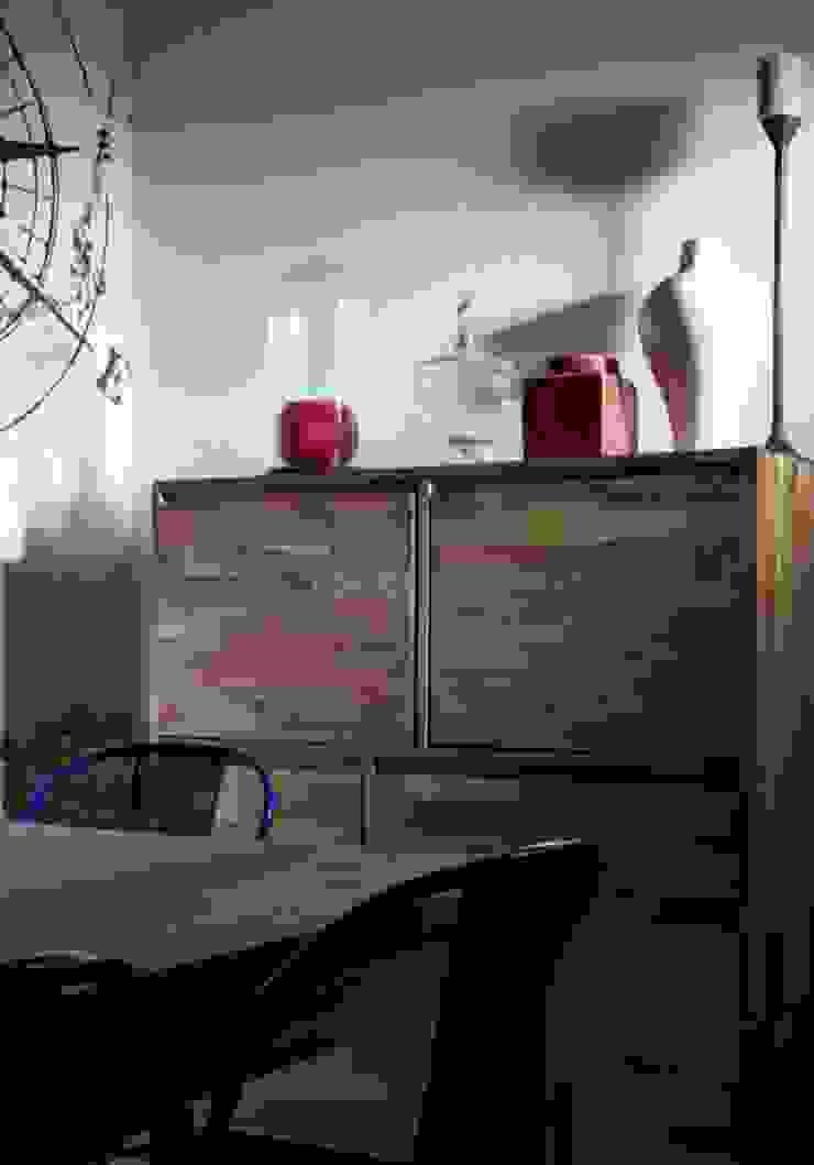 salle à manger par Soraya Deffar / Un Pretexte Moderne