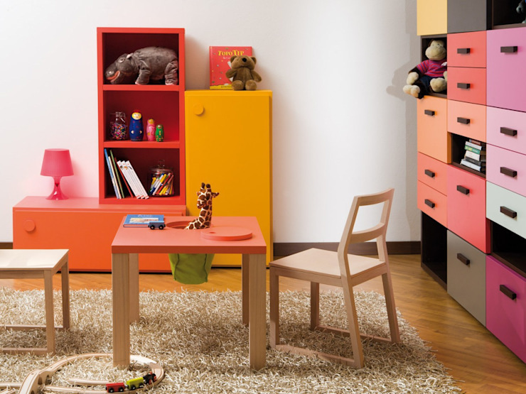 od MOBIMIO - Räume für Kinder Klasyczny