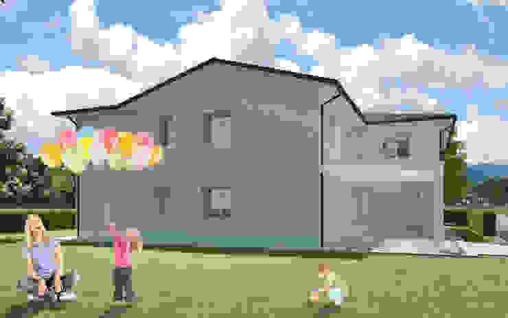 LINE HOUSE Case di One Farm Design