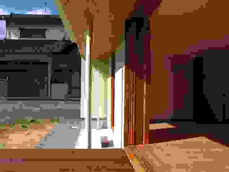 Modern Terrace by 高原正伸建築設計事務所 一級建築士事務所 Modern