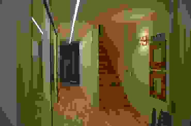 Lichtführung umgekehrt Ausgefallene Häuser von arché techné néos Ausgefallen