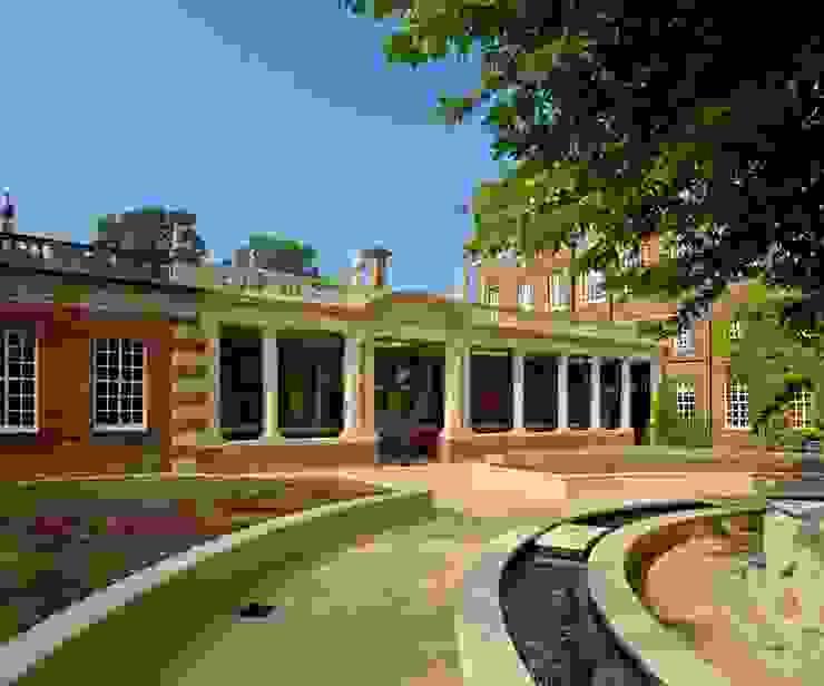 Wellington College Berkshire Modern schools by Viridian Landscape Studio Modern