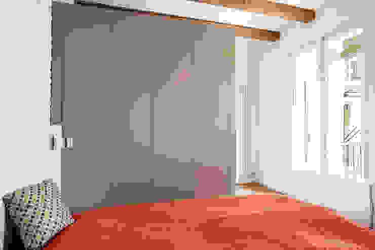M2ARQUITECTURA Modern style bedroom