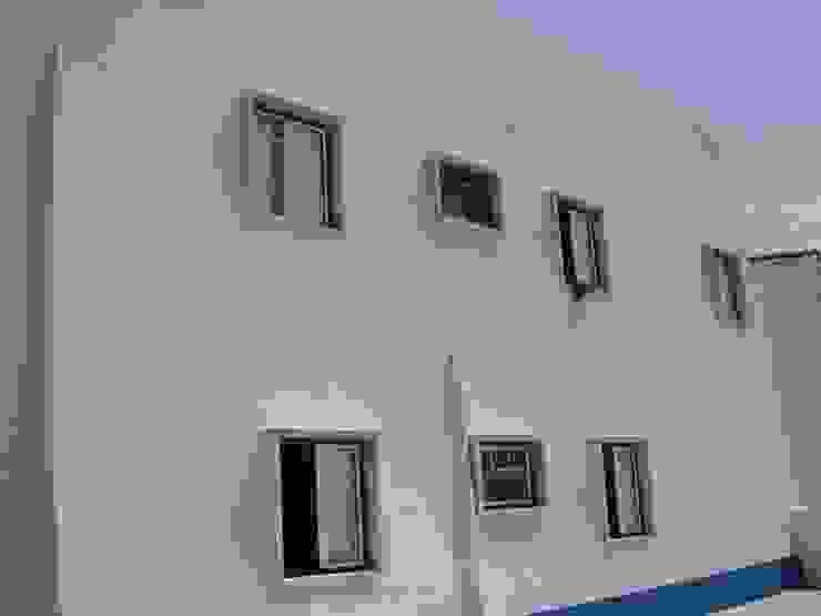 Fachada Trasera (Despues) de a2g.arquitectura