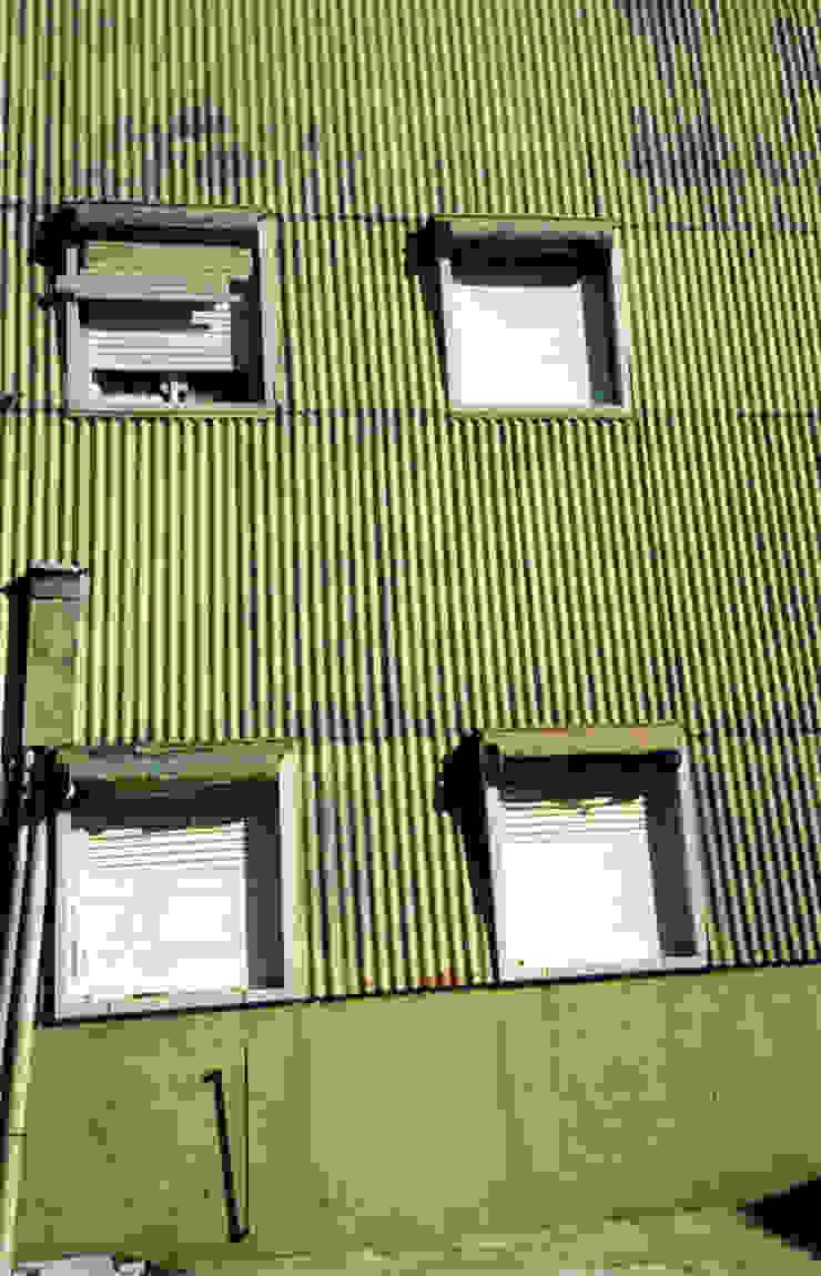 Fachada Trasera (Antes) de a2g.arquitectura