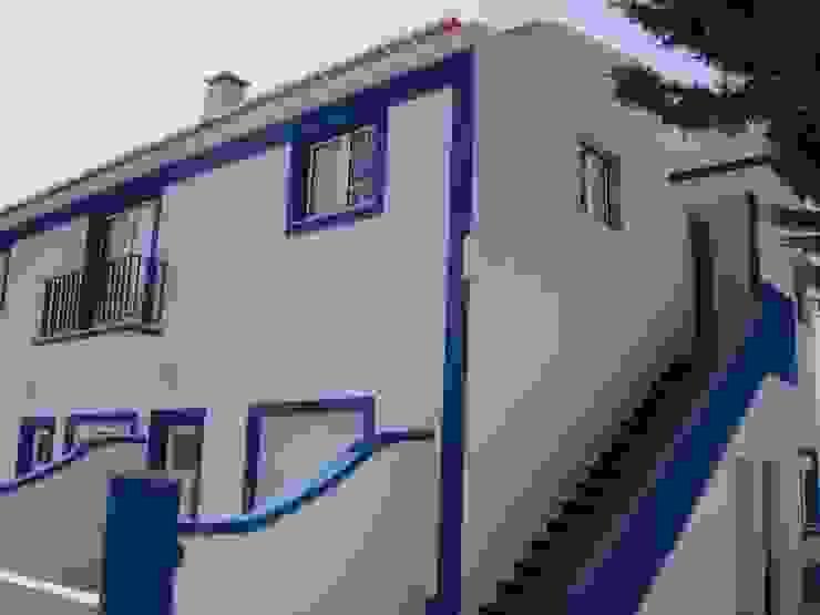 Escalera (Despues) de a2g.arquitectura
