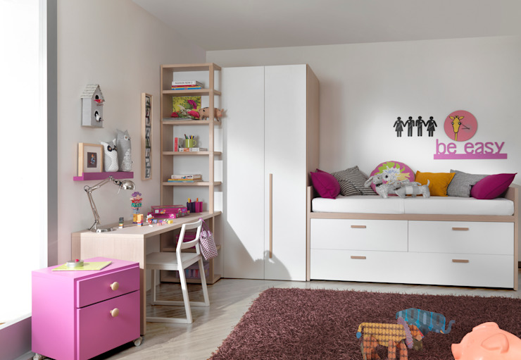 Compact-Collection von dearkids Moderne Kinderzimmer von MOBIMIO - Räume für Kinder Modern