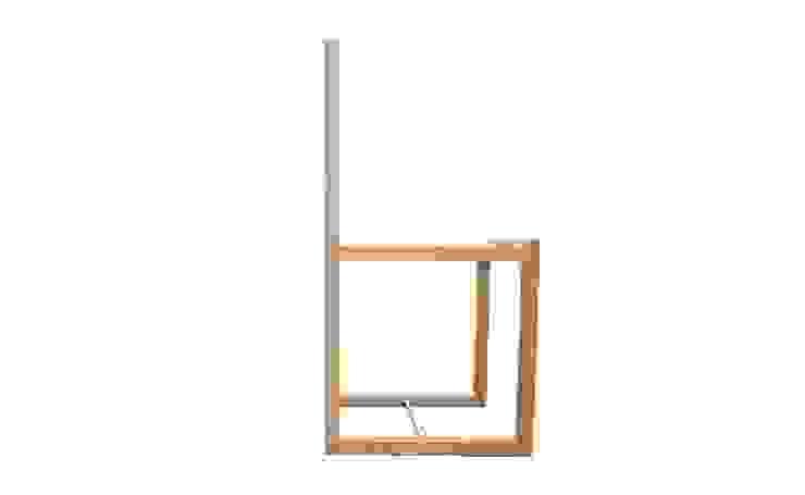Chaise VV03 par Victor Vergne Ebéniste Minimaliste