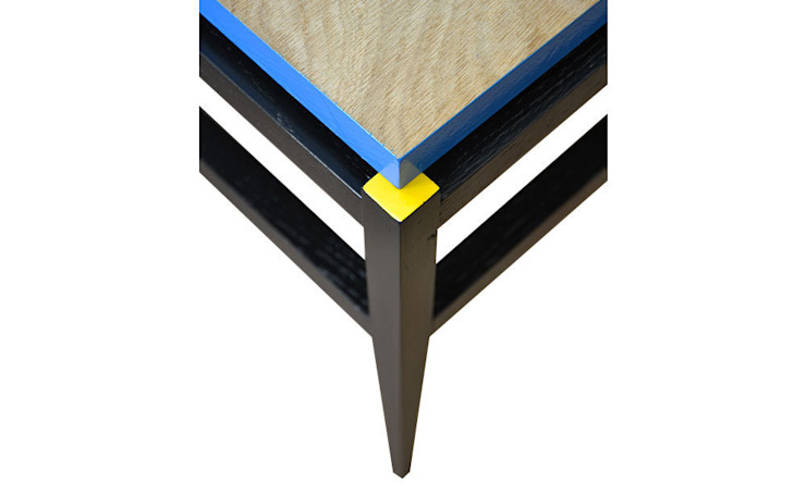 Table Basse VV05 par Victor Vergne Ebéniste