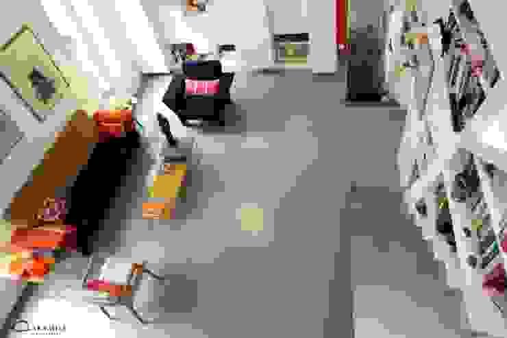 Espace Salon Maisons modernes par Galaktik Moderne