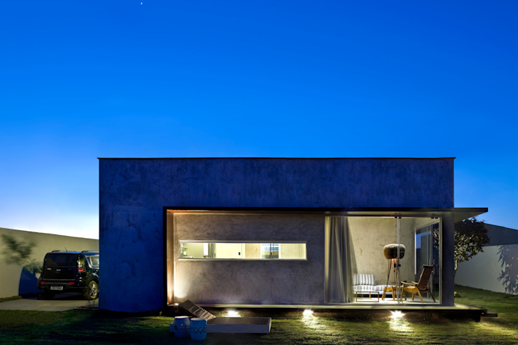 Houses by 1:1 arquitetura:design,