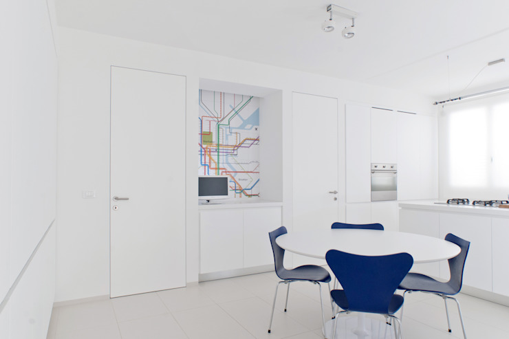 mini appartamento AG Case di studio di architettura Antonio Giummarra