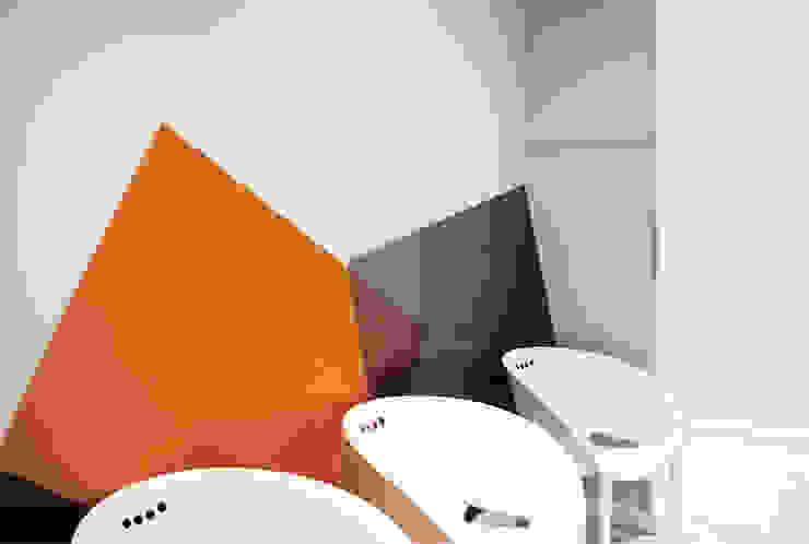 Zona de espera Clínicas de estilo escandinavo de interior03 Escandinavo