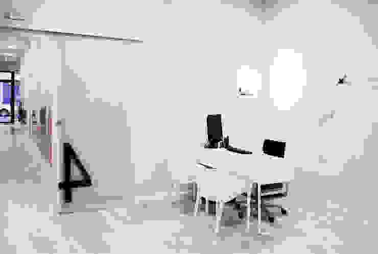 Consulta Clínicas de estilo escandinavo de interior03 Escandinavo