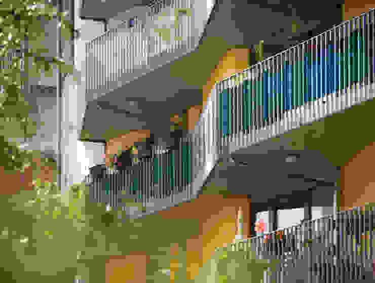 U31 wohngebäude von querkraft architekten