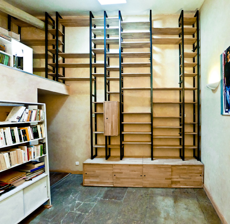 Collectif Parenthèse Study/officeStorage