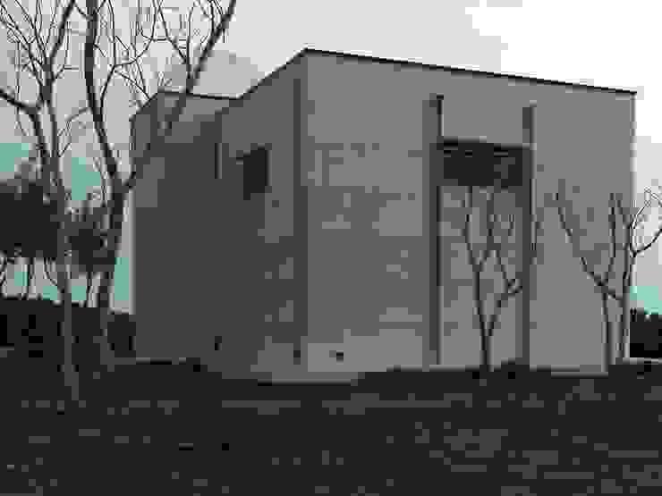EDIFICIO PARA TELESCOPIO LASER de Martín y Mazza Arquitectos Moderno