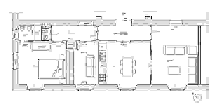 La casa dei binari di Laura Pistoia Architetto