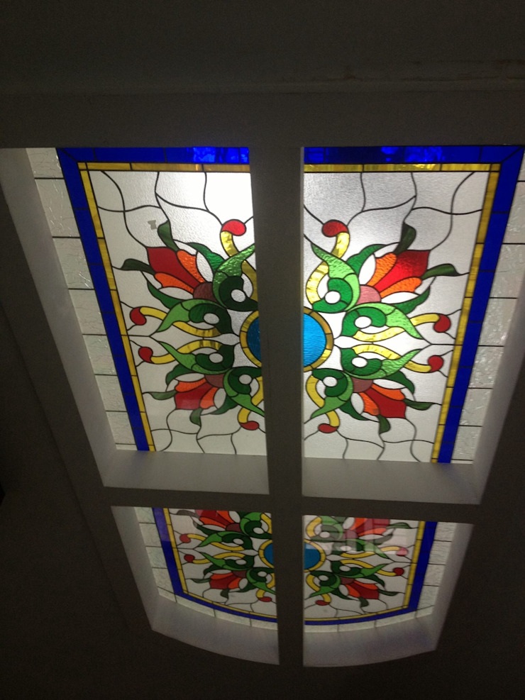 Skylights: asian  by Glasstec, Asian