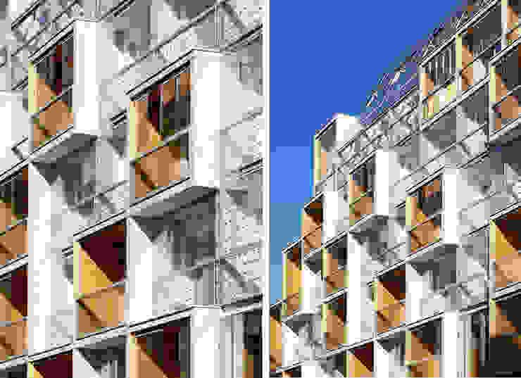 Plein soleil Centre d'expositions par rh+ architecture