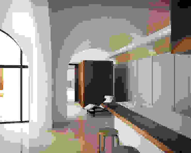 Casa&Putìa Cucina in stile industriale di MM A   Massimiliano Masellis Architetti Industrial