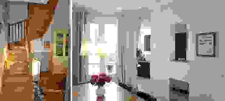 Projet 10 Salon moderne par Créateurs d'intérieur Toulouse Moderne