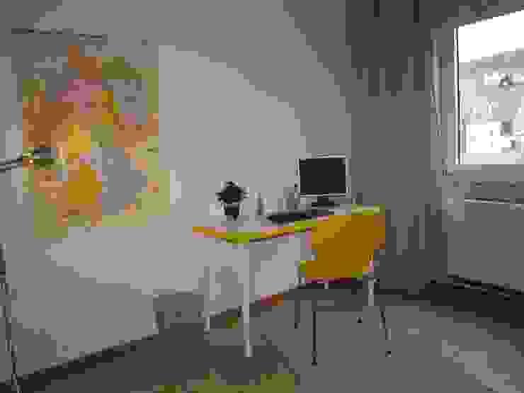 Raumpraesenz-Homestaging Escritórios e Espaços de trabalho
