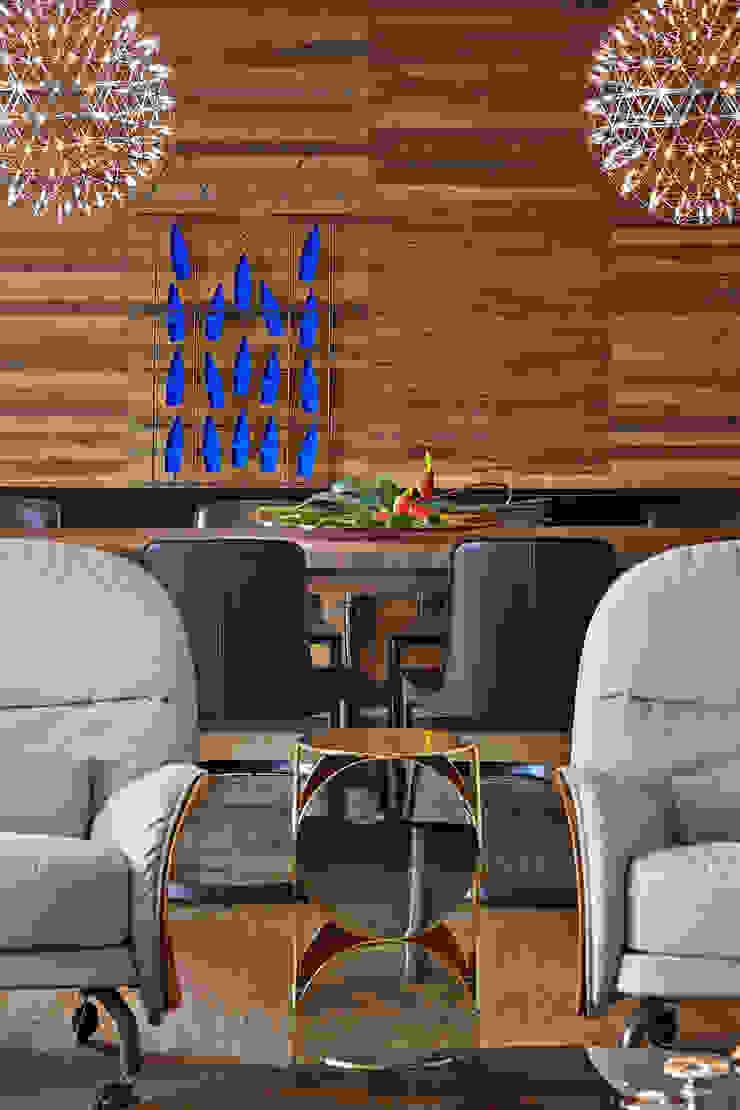 LA2 Casas modernas por David Guerra Arquitetura e Interiores Moderno