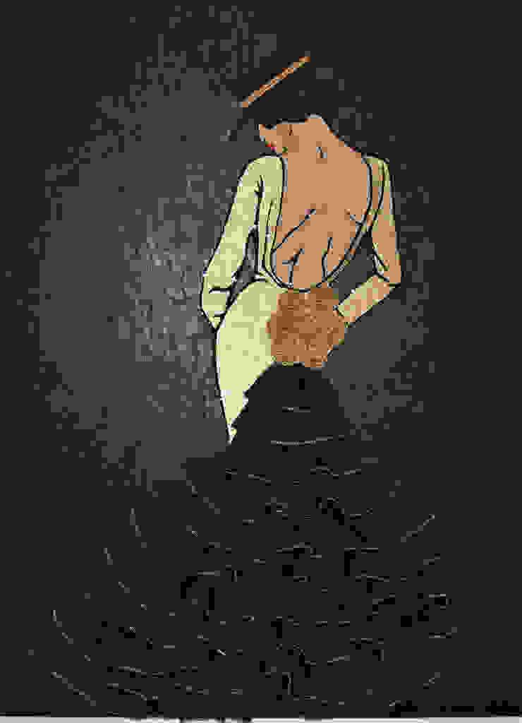Flamenca de Decopiel Rústico
