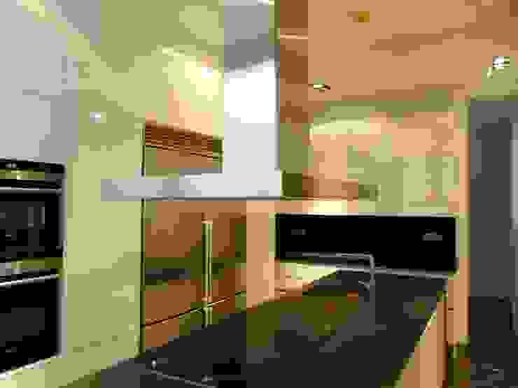 MUSA Cocinas de estilo moderno de MILLENIUM ARCHITECTURE Moderno