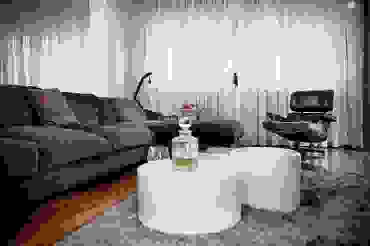 Residenza E42 Contemporary Sax di Studio Cappellanti Moderno