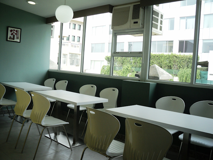 Office Interiors Modern office buildings by Avante India Modern