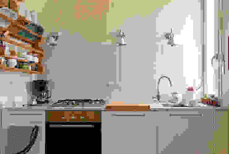 Cocinas modernas de Fabio Ramella Architetto Moderno