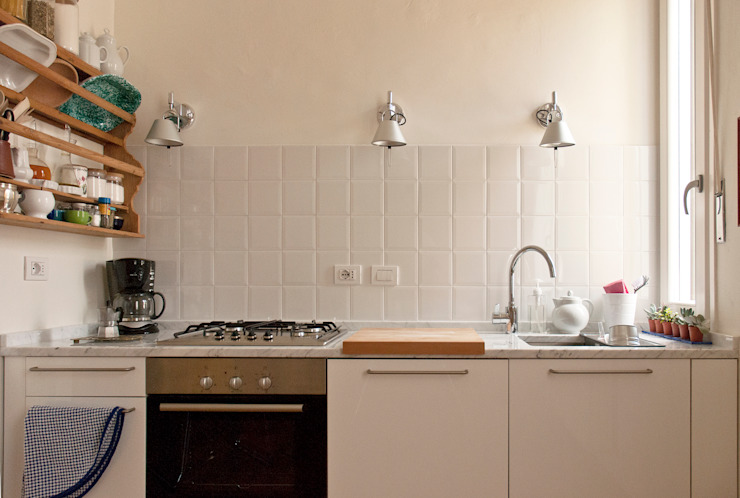 Cucina Cucina moderna di Fabio Ramella Architetto Moderno