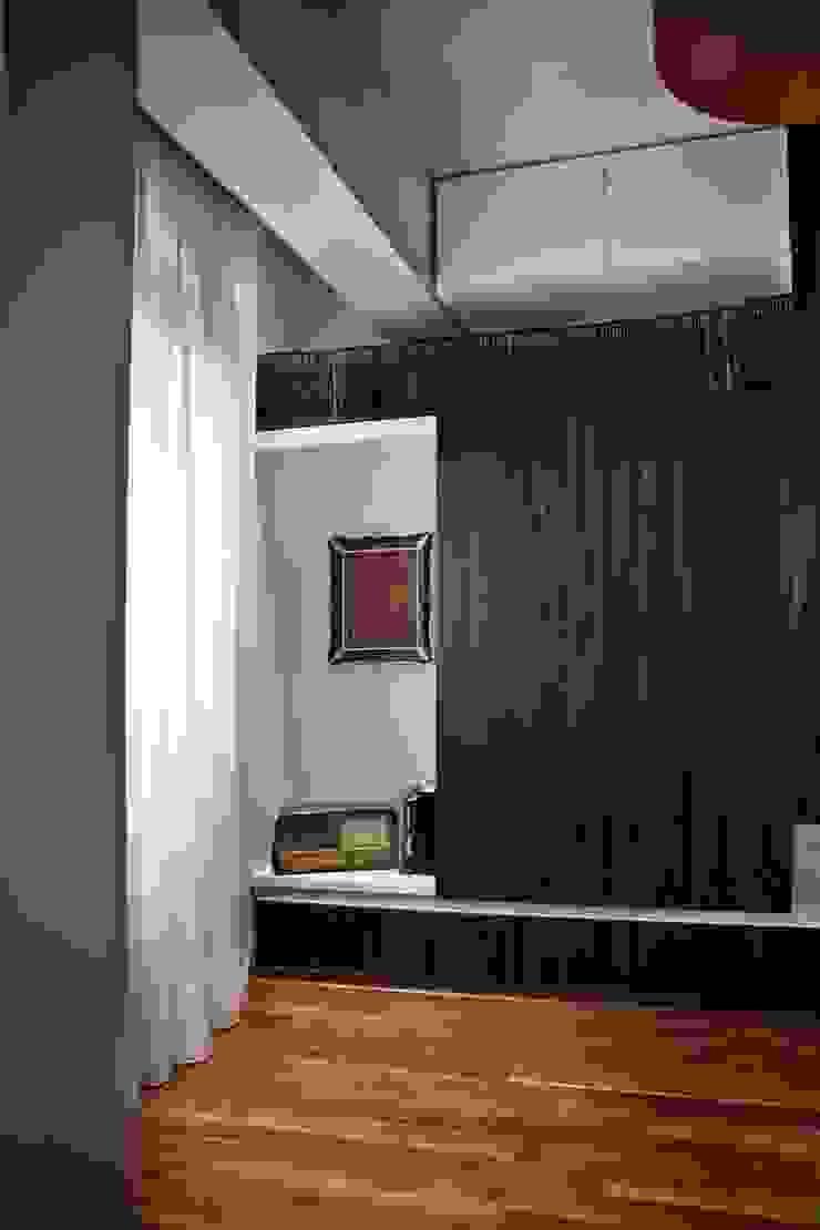 Residenza E42 Contemporary Sax Camera da letto moderna di Studio Cappellanti Moderno