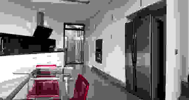 cocina de CEL-RAS Moderno