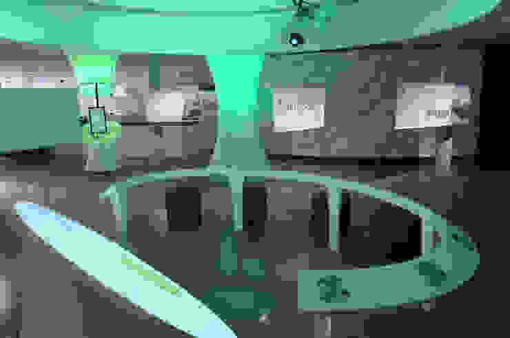 Jetzt wird's extrem Ausgefallener Multimedia-Raum von Impuls-Design GmbH & Co. KG Ausgefallen