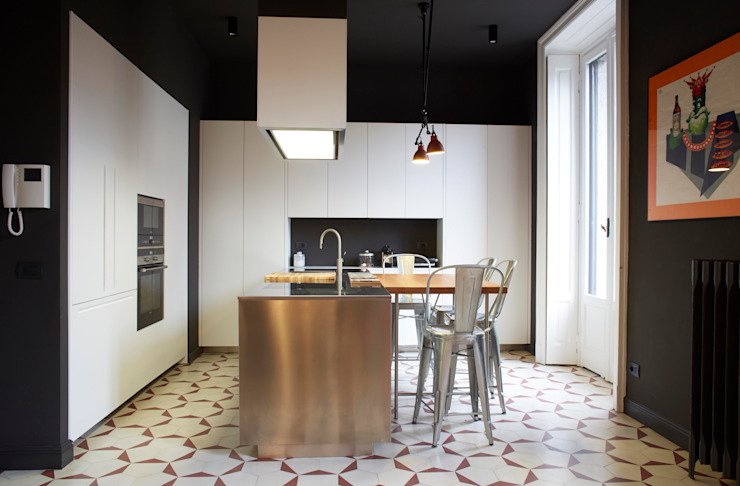 cucina Case di Studio Peveri