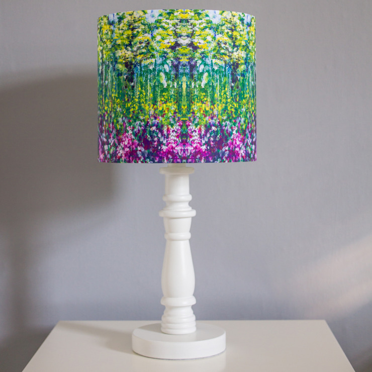 Painting Lampshade: country  by Lomas & Lomas, Country