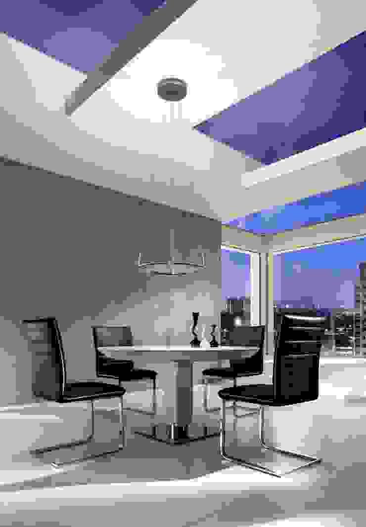 Exclusive LED-Leuchtenserie QUATTRO: modern  von die COLLECTION,Modern