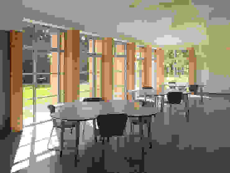 MAISON D'ACCUEIL SPECIALISE par MENGEOT & Associés Architecte